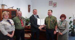 Województwo Lubelskie wspiera starania oprawo organizacji Jamboree