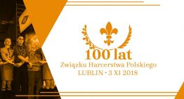 Przyjedź doLublina świętować 100-lecie ZHP