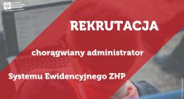 Rekrutacja chorągwianych administratorów nowego Systemu Ewidencji ZHP