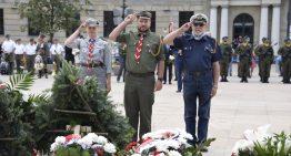 Obchody 100. rocznicy Bitwy Warszawskiej