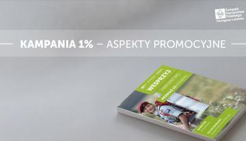 Kampania 1% – aspekty promocyjne