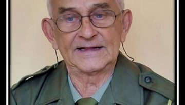 Nawieczną wartę odszedł były komendant chorągwi hm. Stanisław Tryczyński